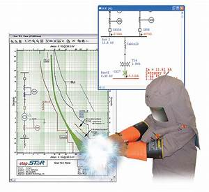 Etap arc flash analysis software arc flash calculation for Arc flash study