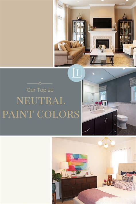 top  neutral paint colors