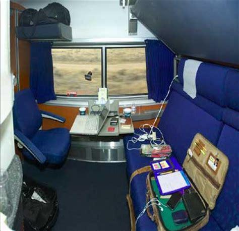 amtrak superliner bedroom andy anderson amtrak deluxe sleeper 10077 | room 1