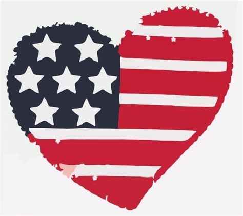 American Clipart American Flag Ribbon Clipart Clipart Suggest