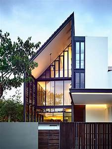 Adopting The Beauty Of Nature In The Faber Terrace House