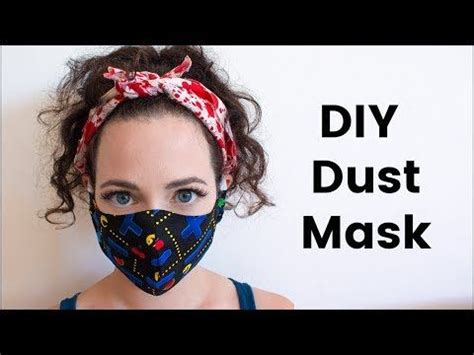 diy      medicalsurgical face mask