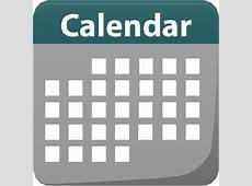 Calendar Official Club Web site