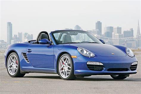 Porsche Confirms Electric Sportscar Based Boxster