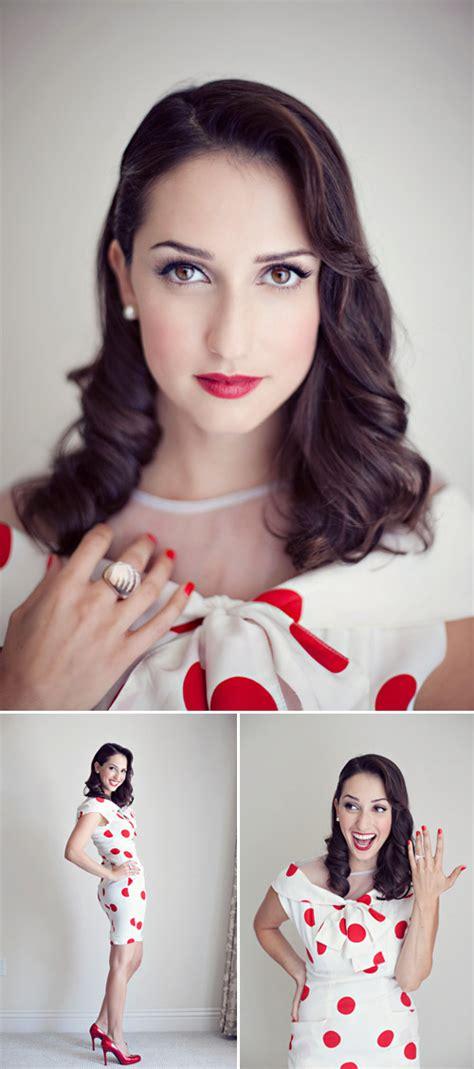 bachelorette weekend vintage fashion and beauty inspiration junebug weddings