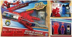 Amazing Spiderman Web Blaster