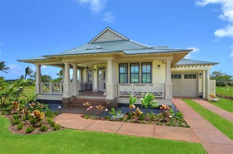 plantation style kukuiula estate plantation style homes on kauai