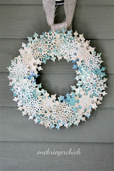 top  diy wreaths   perfect winter wonderland top