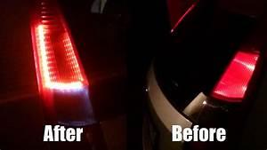 U2605diy U2605 - Led Tail Lights Conversion
