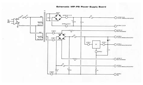 Wiring Diagram For Power Pack Download