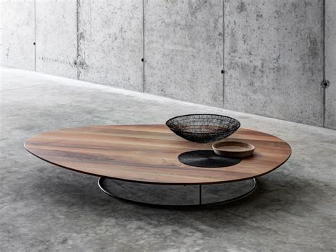 low wooden coffee table large low coffee table in solid wood by fioroni coffee