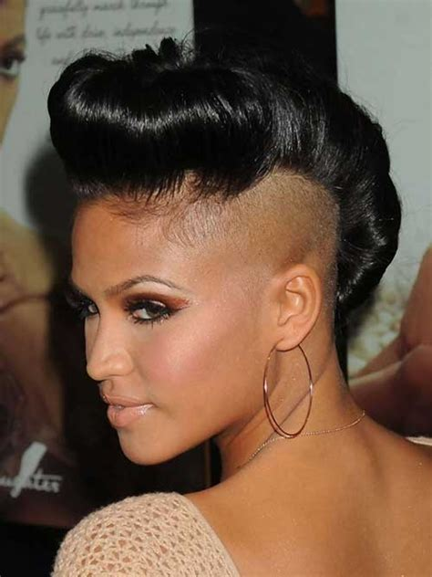 Mohawk Hairstyles For Black by Mohawk Hairstyles For Black Hairstyles