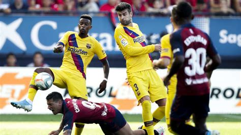 Matches since 2011, all competitions. Football : FC Barcelona vs. Osasuna   When is it, where to watch it, online streaming, possible ...