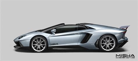 Misha Designs Lamborghini Avantador Body Kit Revealed