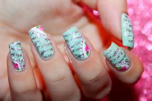 Latest summer nail art designs trends collection