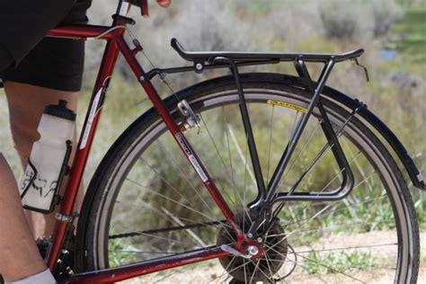 axiom bike rack aluminum bicycle touring rack axiom journey bike rack