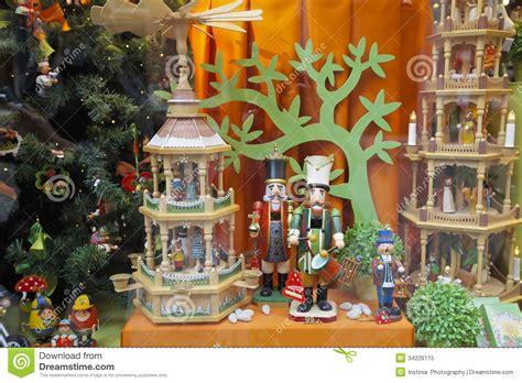 christmas shop window royalty  stock photo image