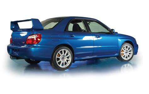 subaru wrx custom blue custom painted body side molding kit for 2002 2003 2004