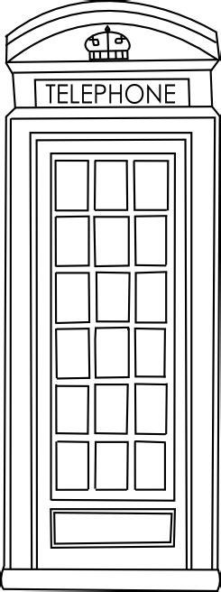 cabina telefonica inglese arredamento pin di antonella materassi su coloring pages for kid