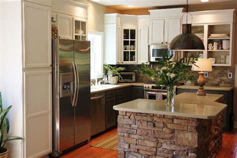 adding a kitchen island how to add height to your kitchen cabinets