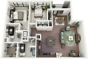 house plans with in apartment two bedroom house plans by crescent ninth and domaine at villebois interior design