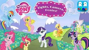 My Little Pony  Lights  Camera  Ponies