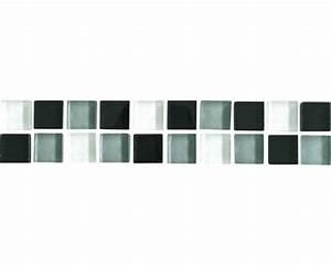 Bordüre Selbstklebend Grau : bord re juno schwarz grau weiss 5x25 cm bei hornbach kaufen ~ Watch28wear.com Haus und Dekorationen