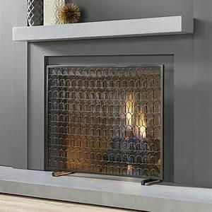 Best, Modern, U0026, Contemporary, Fireplace, Screens, 2017, Annual, Guide