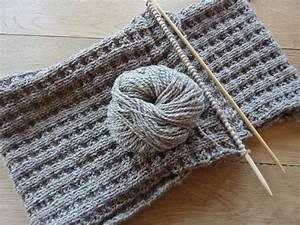 Echarpe Homme Tricot : echarpe homme tricot tuto laine et tricot ~ Melissatoandfro.com Idées de Décoration