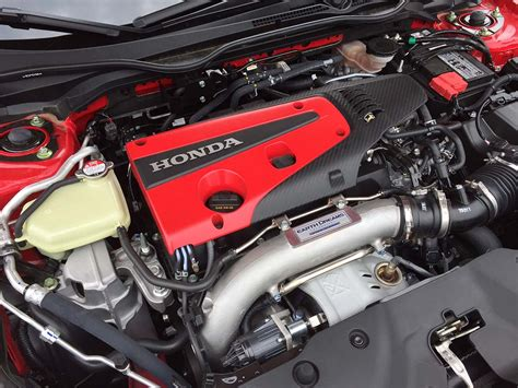 Civic Type R Engine by Drive 2017 Honda Civic Type R Thedetroitbureau