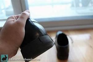 Review - Diy Shoe Repair Using  U0026quot Shoe Goo U0026quot