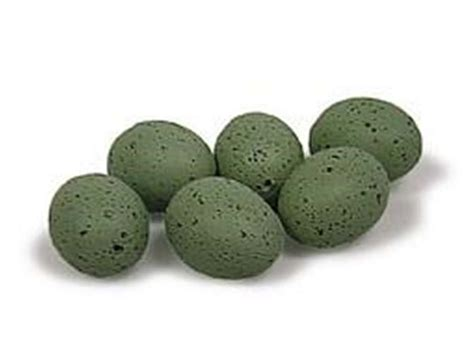 Midwest Design Artificial Bird Eggs 1 in Speckled Blue ...