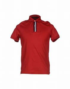 Lyst - Tommy hilfiger Polo Shirt in Red for Men