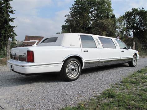 Classic Limousine by Stretchlimo Classic Limousine Mieten Limousinenservice