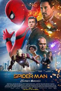Spider-Man Homecoming poster_2 - HeyUGuys