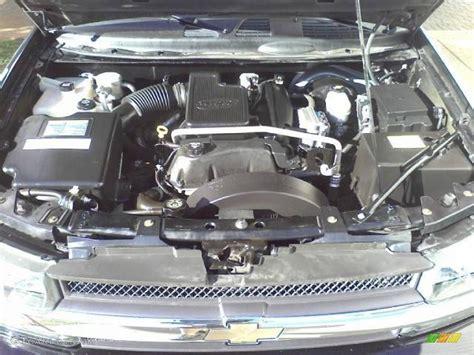 2003 Chevrolet Trailblazer Lt 4x4 4.2l Dohc 24v Inline 6