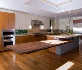 cooking islands for kitchens floating kitchen island kitchentoday