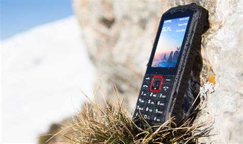 spider x4 de crosscall mobile 3g etanche et resistant