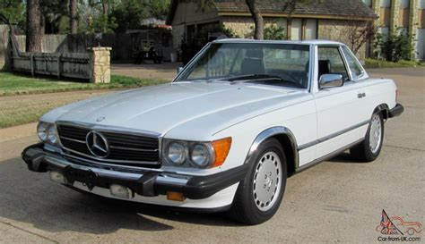 how to learn everything about cars 1986 mercedes benz s class interior lighting 1986 mercedes benz 560sl convertible 83k miles