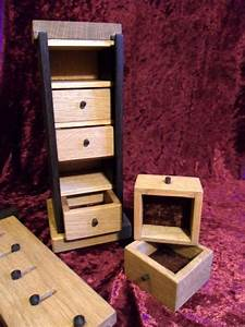 Kristiaan's Jewelry Puzzle Box - The Wood Whisperer