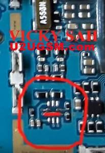 Samsung B313e Headphone Symbol Problem