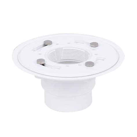 Shower Drain Home Depot by Oatey Abs Shower Drain Base 422494 The Home Depot