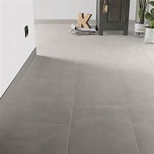 carrelage sol et mur ciment effet beton urban l30 x l60 With choix carrelage sol
