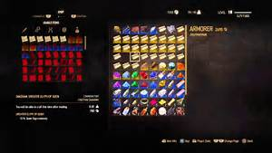 The Witcher 3  Where To Buy Greater Runestone Diagrams