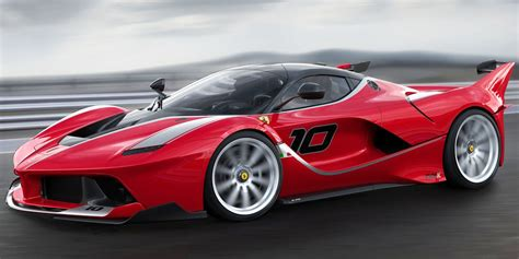 Ferrari Fxx K Nurburgring  Ferrari Won't Set 'ring Lap Time