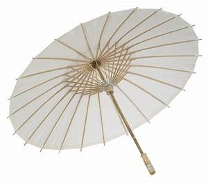 32quot White Paper Parasol Umbrellas On Sale Now Chinese