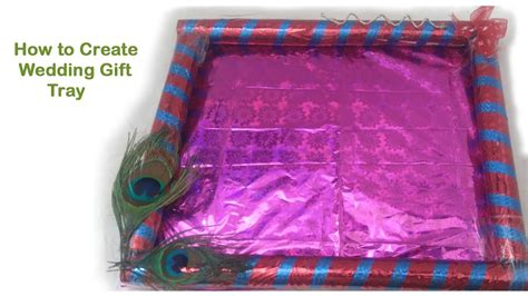 Diy How To Pack A Indian Wedding Sari Gift Packing I