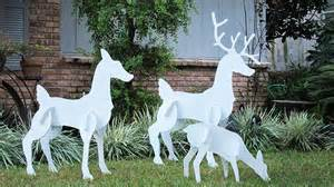 reindeer outdoor yard displays wikii