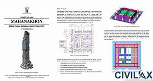 Structural Concept Design Report Of Tall Building