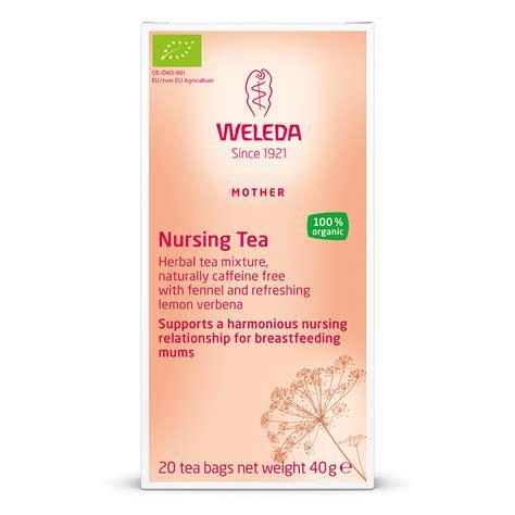 Nursing Tea Weleda